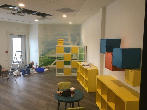 Kid's Activity Room