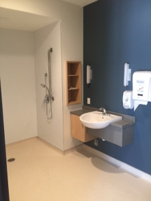 Patient Washroom